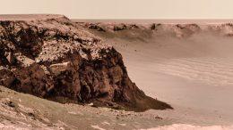 Crater Victoria (Marte)