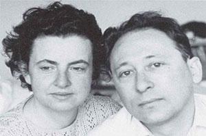 Ruth con Victor