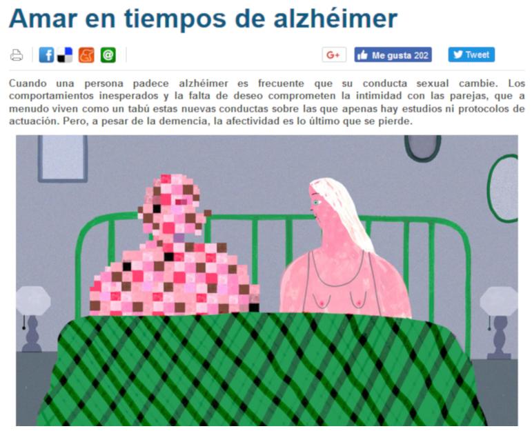SINC - Amar en tiempos de alzhéimer