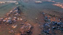 Última foto de Marte del Opportunity.