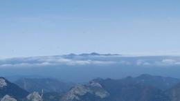Vista del pico Pienzu