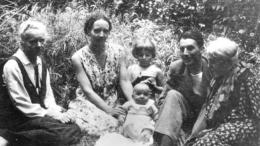 familia Curie